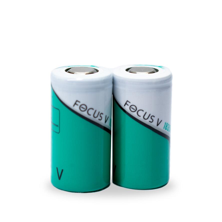 Focus V - Batería 18350 para Focus V Carta