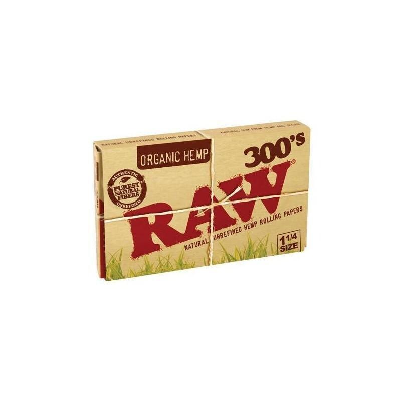 "Raw Organic 1 1/4"" 300's"