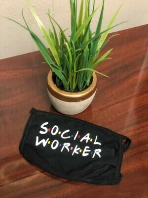 Social Work Mask