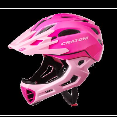 Cratoni C-maniac Pink Rose Matt SM 52-56cm