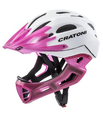 Cratoni C-maniac Cratoni Lucent Pink Matt  ML 54-58cm