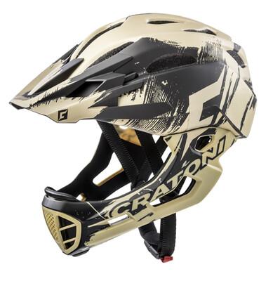 Cratoni C-maniac Pro Gold Matt  ML 54-58cm