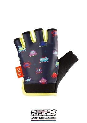 DLR Half-Finger Gloves - Game On