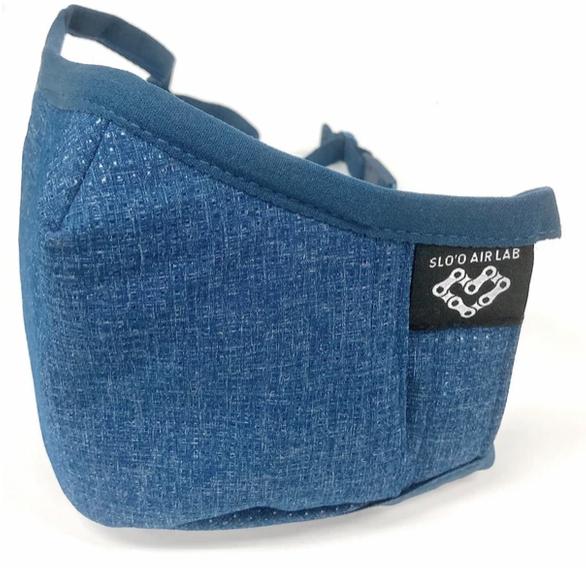 SLO'O N100 Medical Mask Blue