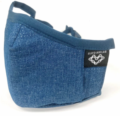 SLO'O N100 Medical Mask Blue