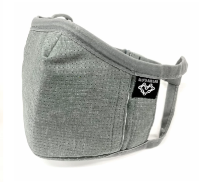 SLO'O N100 Medical Mask Grey