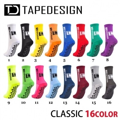 Tapedesign Grip Socks 運動襪