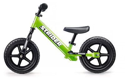 STRIDER Balance Bike Sport Green