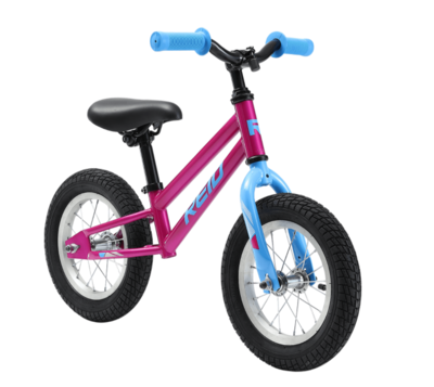 Reid Explore Balance Bike  Pink x Blue