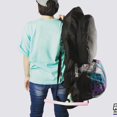 """DLR 12"""" Balance Bike Bag """"Black"""""""