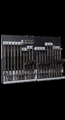 Weapon Storage Wall