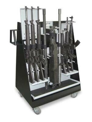 Mobile Weapon Cart  عربة سلاح متحركة