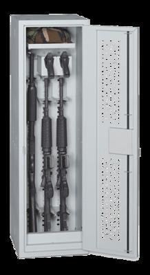 Stackable Weapon Racks خزائن أسلحة سهلة التخزين