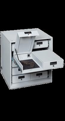 TASER Device Storage Cabinet
