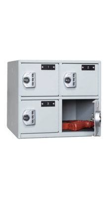 Compact Stackable Locker