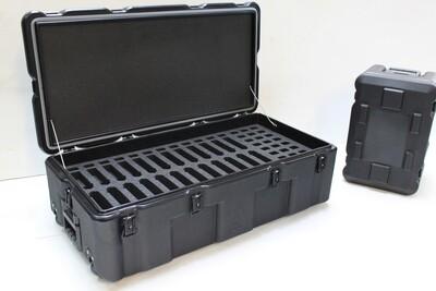 Amazon Case To Contain 24 x Pistols & 48 x Magazines