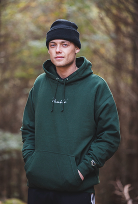 Forrest Green Hoodie