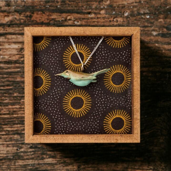 Bee-Eater - Brown