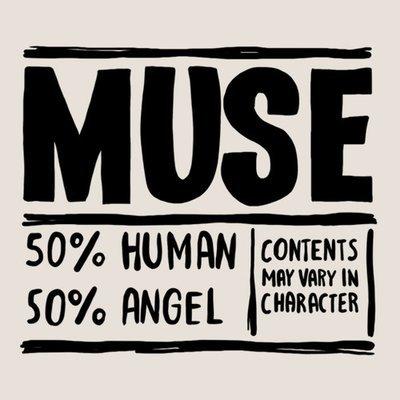 Тату Muse inside (набор из 2)