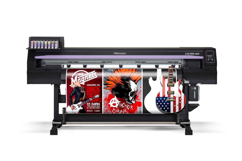 Mimaki CJV150 Series | Eco-Solvent Print & Cut