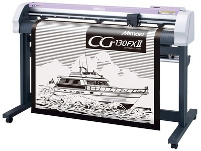 Mimaki CG-130FX II Plus | 62 in. Cutting Plotter