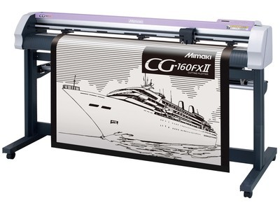 Mimaki CG-160FX II Plus | 74 in. Cutting Plotter