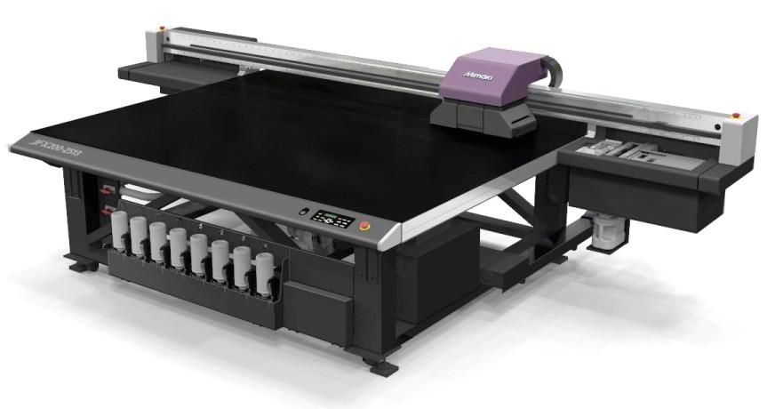 Mimaki JFX200-2513 EX | Flat-bed UV Printer
