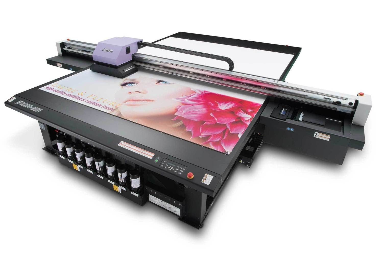 Mimaki JFX200-2531 | Large UV-LED Flatbed Printer
