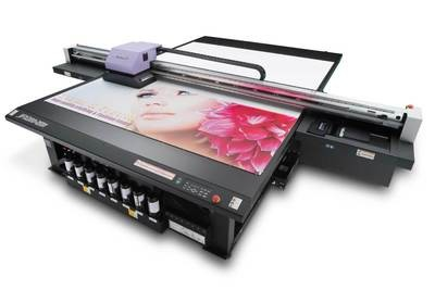 Mimaki JFX200-2531 | Large UV-LED Flatbed Printer