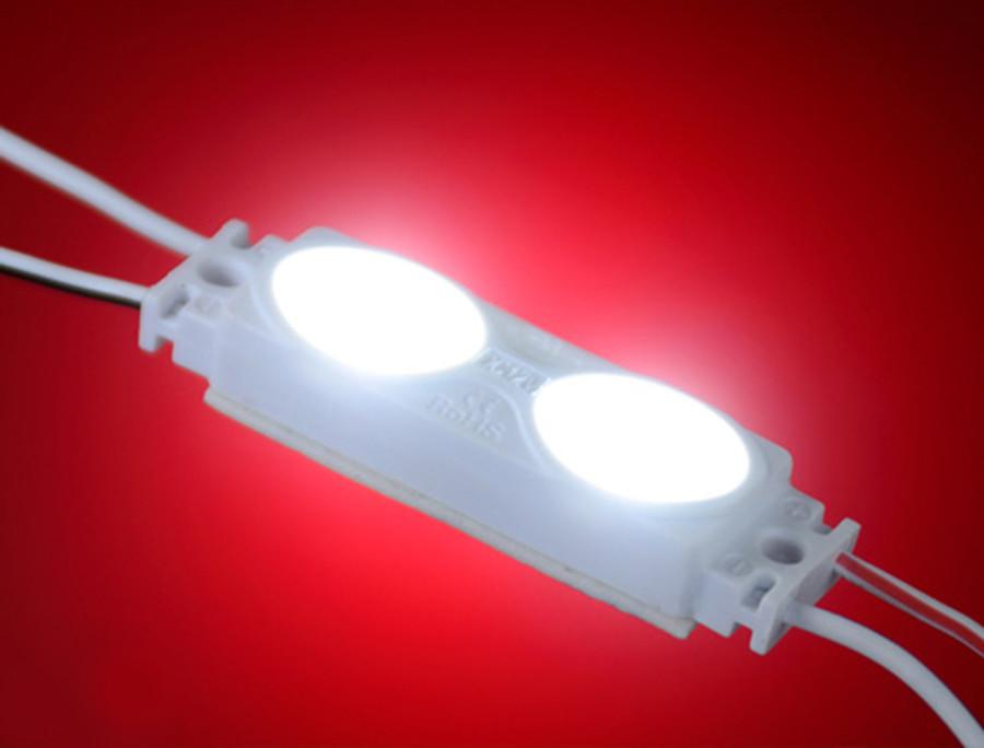HCI Rigel | Bag 100 Cool White 2-LED Module | 7200K