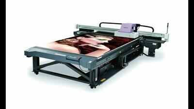 Mimaki JFX500-2131 | Large UV-LED Flatbed Printer