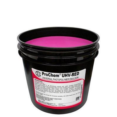 UHV-Red Pre-sensitized Emulsion