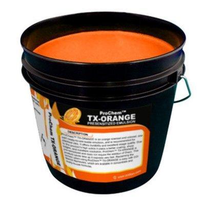 TX-Orange Pre-sensitized Emulsion