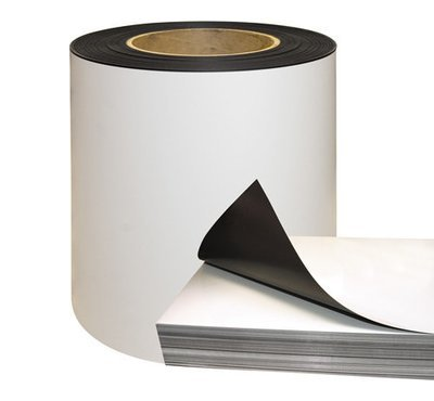 White Magnetic Material