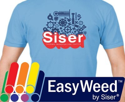 "Siser EasyWeed 15"" Heat Transfer Vinyl"