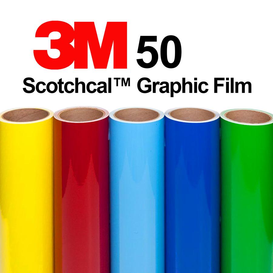 3M™ 50 Scotchcal™ Intermediate Graphic Film