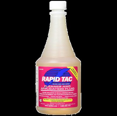Rapid Tac Application Fluid
