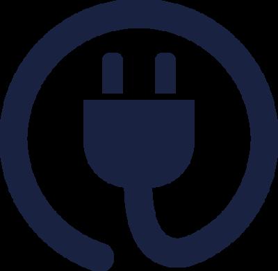 Stromanschluss 230V | Power outlet 230V