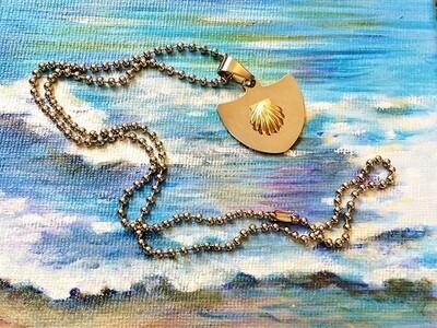 Shield of dreams necklace