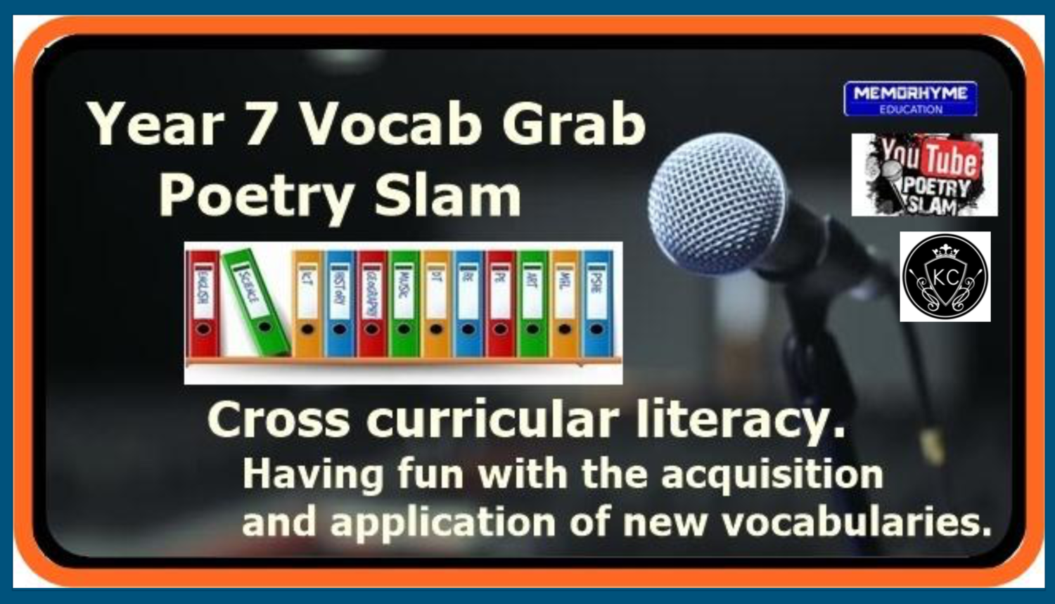 Transition 'Vocab Grab' Literacy Resource for Year 6 to Year 7