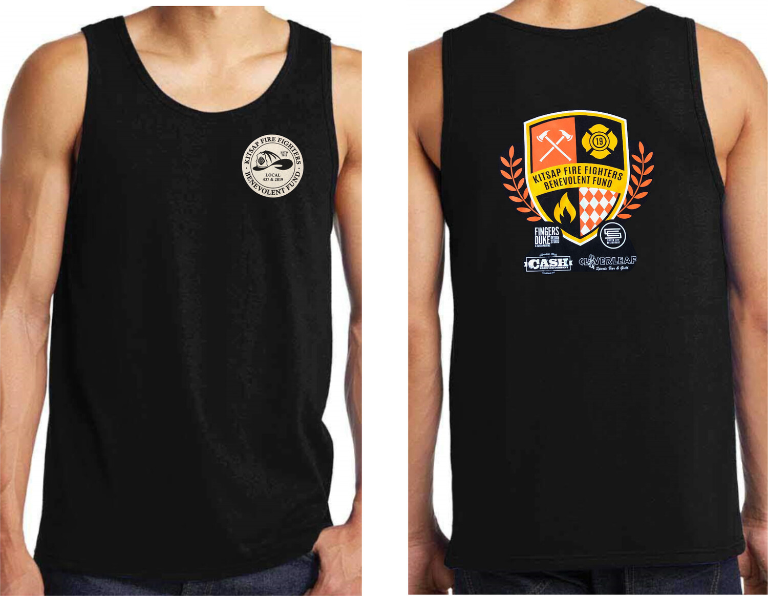 Octoberfest B-Fund Tank Top