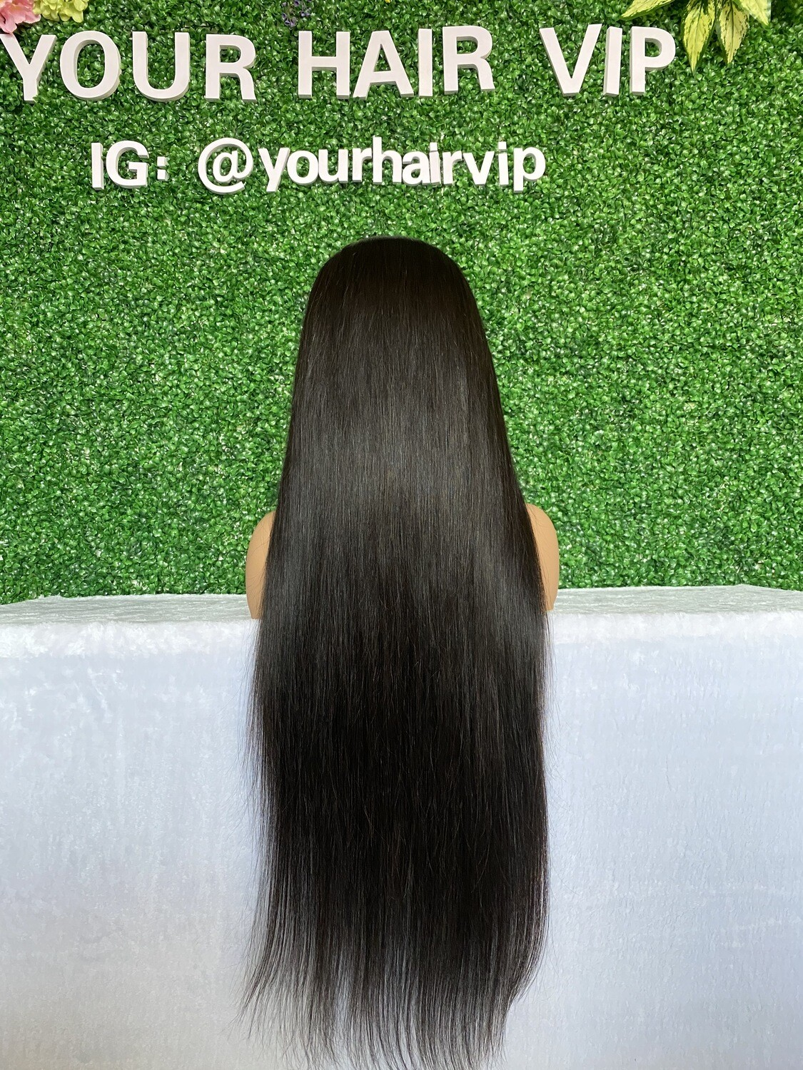 Custom 13 x 4 HD Lace Frontal Wig Straight/ Body Wave