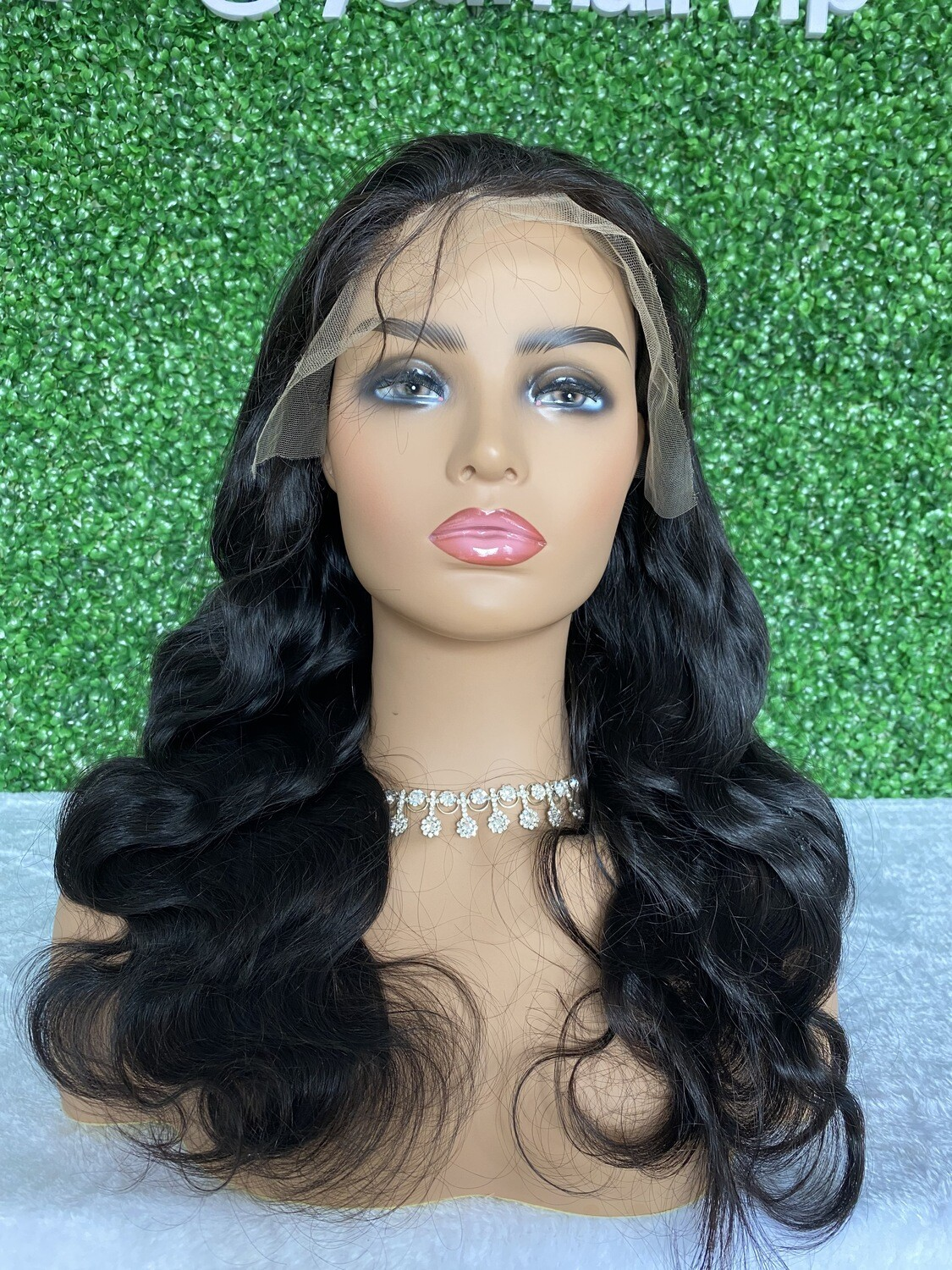Stock 13x5 HD Lace Frontal Wig Body Wave 200%