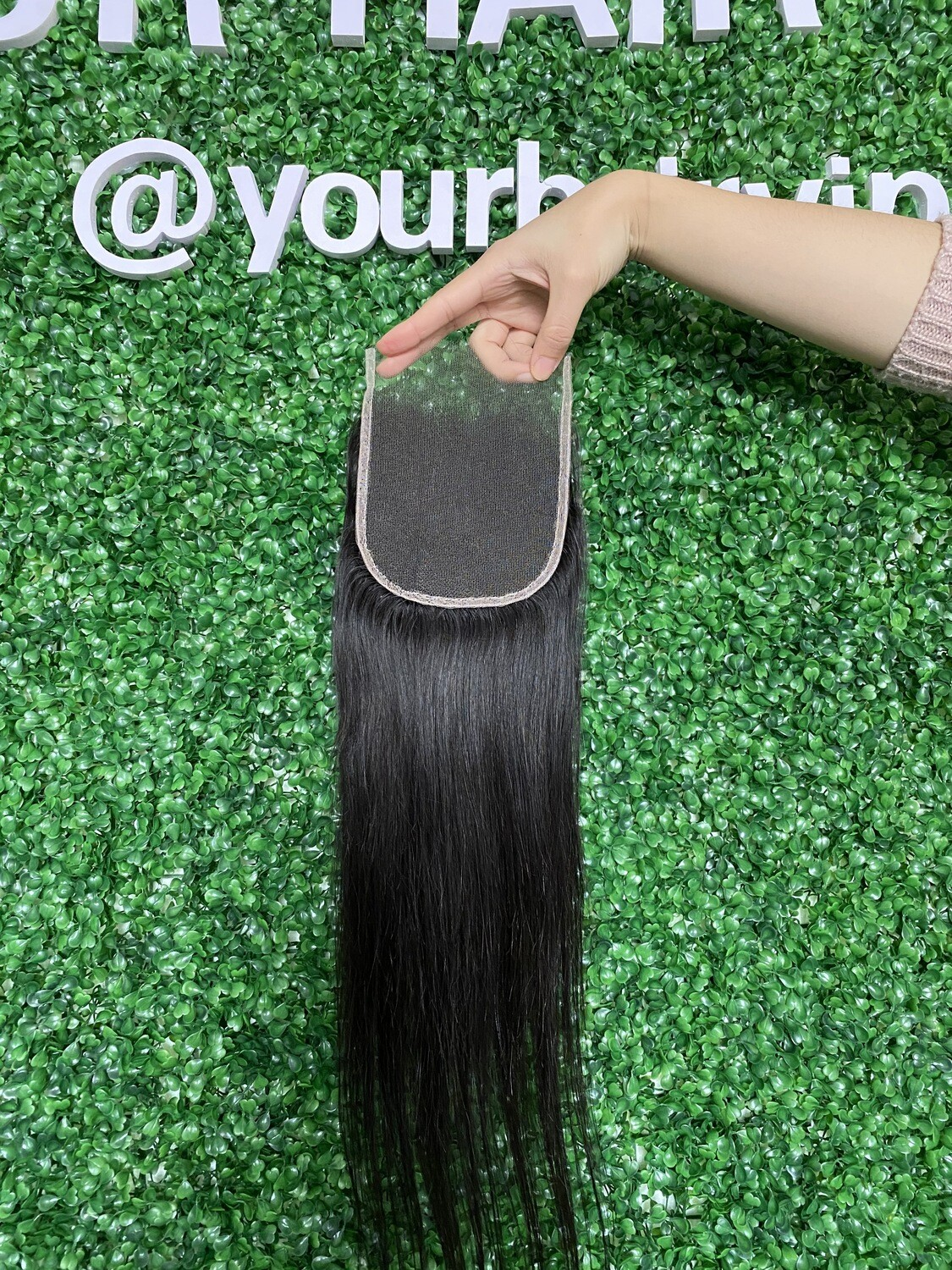 4 x 4 HD Lace Closure Straight