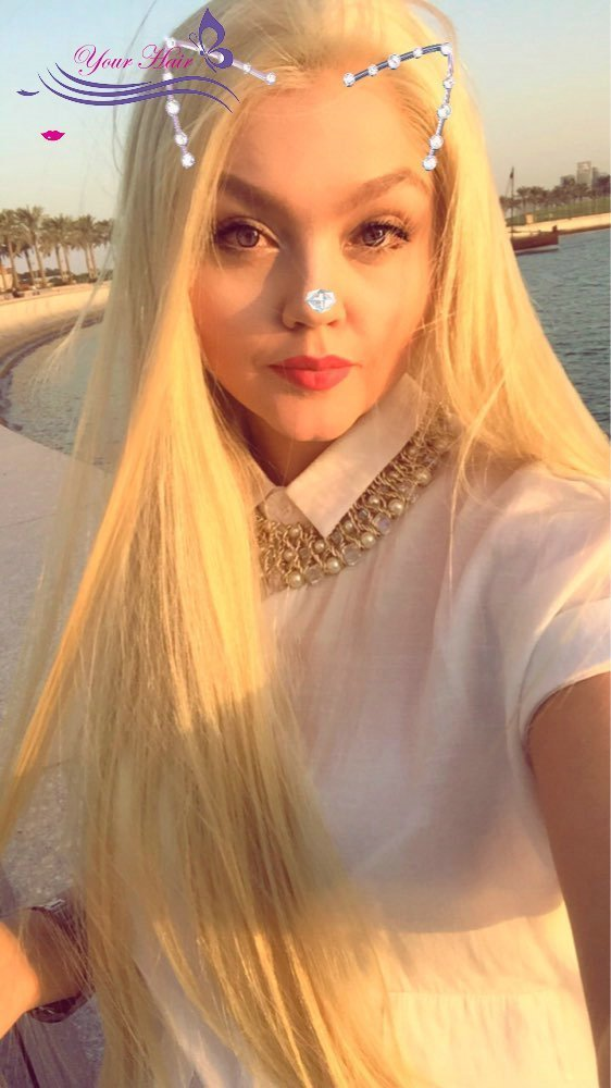 Caucasian 613 Blonde Color Pre Plucked Full Lace Frontal Wig Human Hair With Baby Hair