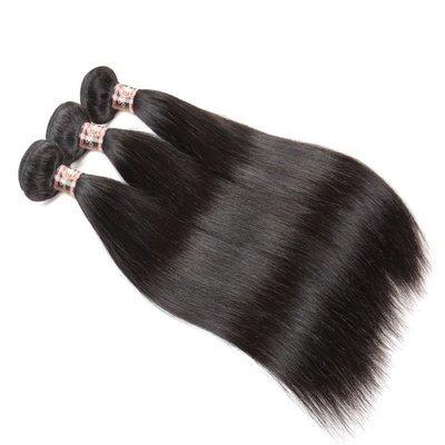3PCS Mink Straight Human Virgin Hair Bundles