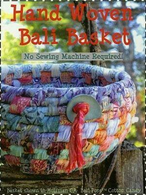 Fabric Basket Kit