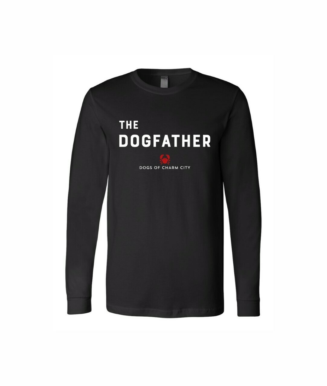 The Dogfather Long Sleeve Tee