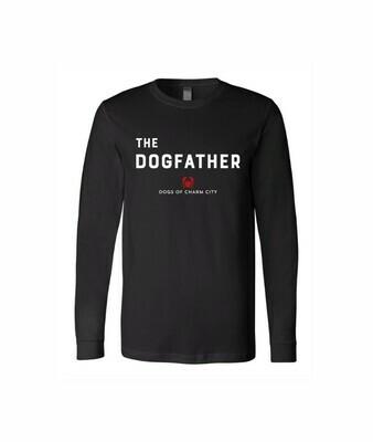The Dogfather Long Sleeve Tee