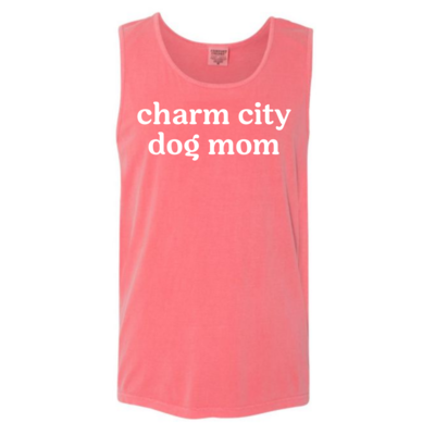Charm City Dog Mom Tank